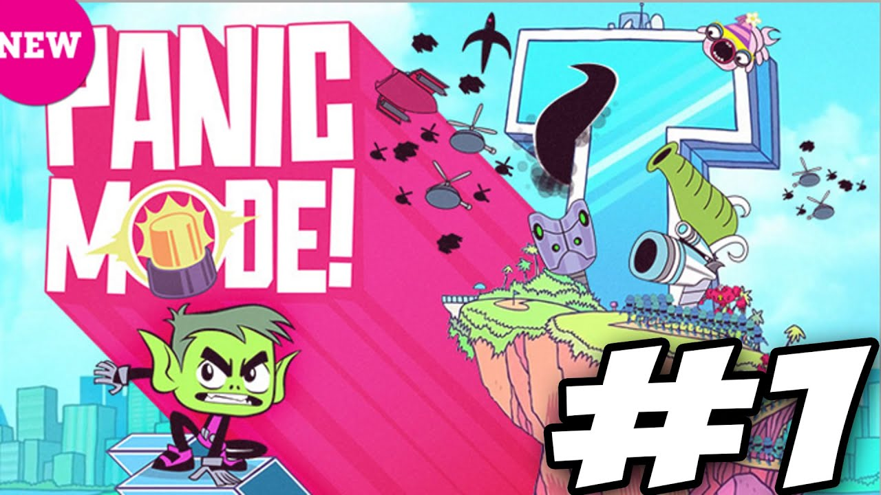 Teen Titans GO Figure! APK + DATA Download - Teeny Titans ...