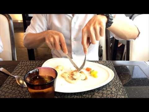 HG032 - มารยาทในการรับประทานอาหารแบบตะวันตก