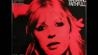 "Marianne Faithfull ""Why D"