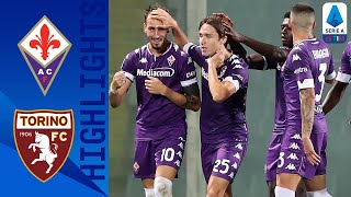 Fiorentina 1-0 Torino | Castrovilli Scores First Goal of The 2020/21 Season! | Serie A TiM