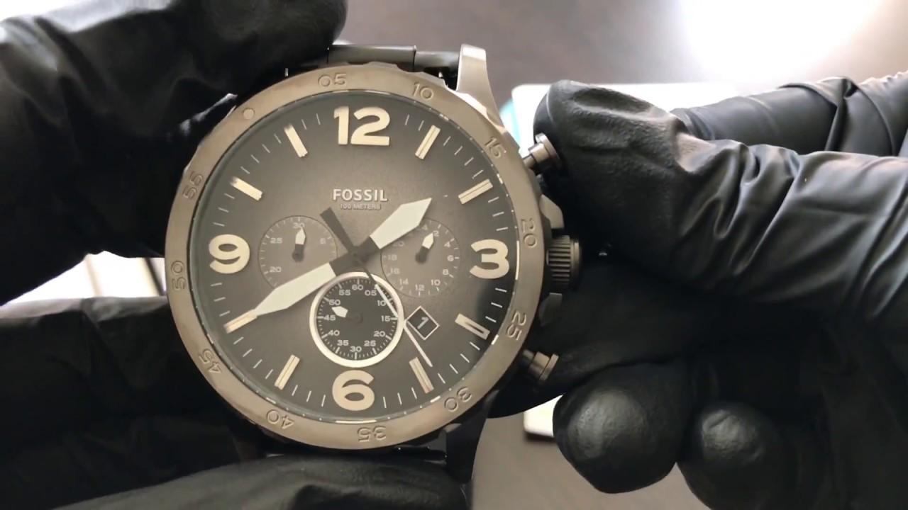 64038cbf4efe Reloj FOSSIL JR1437 - UNBOXING FOSSIL Watch JR1437 (Regaloj) - YouTube