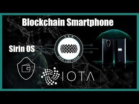 Blockchain Handy und Desktop PC - Sirin Labs läuft über IOTA und Sirin OS
