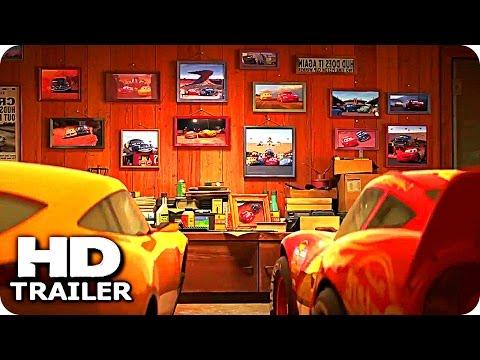 "CARS 3 ""Memories"" Trailer (2017) Disney Pixar Animated Kids Movie HD"