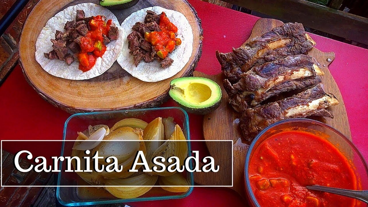 Marinados para Carne Asada  La Capital  YouTube
