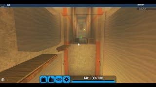 ROBLOX-FE2 Map Test:Underground Ruins(Insane)(Solo)/Speedrun