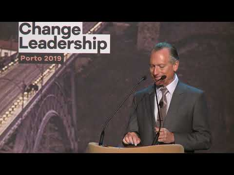 wine article David Furer  Opening Ceremony  Climate Change Leadership Porto 2019