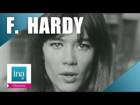 """Françoise Hardy """"Tous les garçons et les filles""""   Archive INA"""