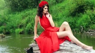 """Фотосессия """"Лесная нимфа"""" в Барнауле - красивая девушка на реке"""