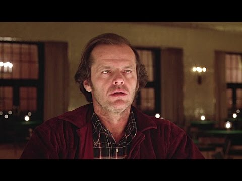 The Shining - Bar Scene?? - YouTube