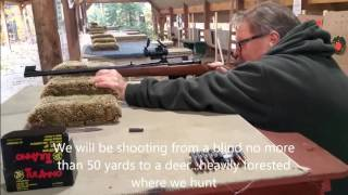cz 527 carbine chambered in 7 62x39 with primary arms red dot md ad