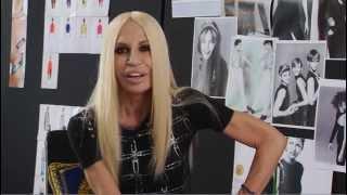 Donatella Versace & the New Versus Versace Thumbnail