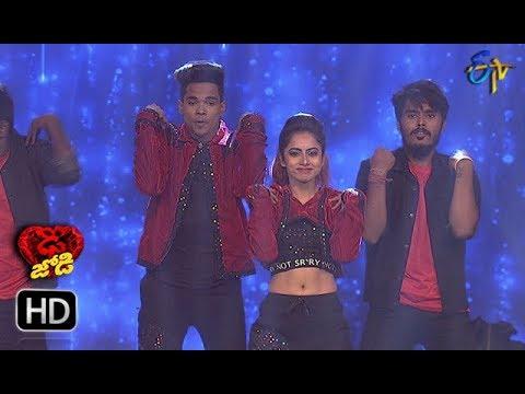 Kanha And Keshavi Performance | Dhee Jodi | 7th November 2018 | ETV Telugu