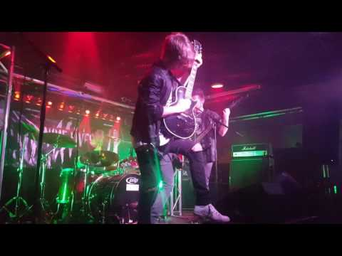 Nine Lives @ Replugged Vienna 07.04.2017 (Waterside) Live-Premiere