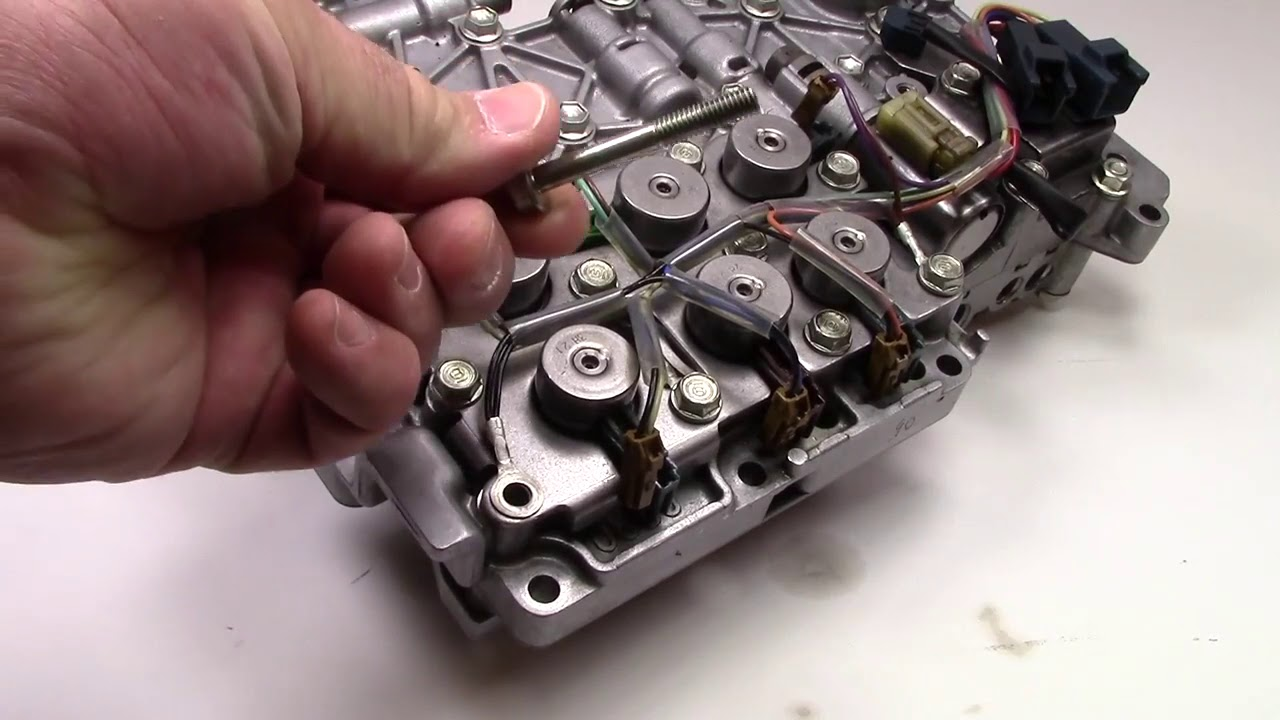 hight resolution of replace subaru 4eat transfer clutch solenoid