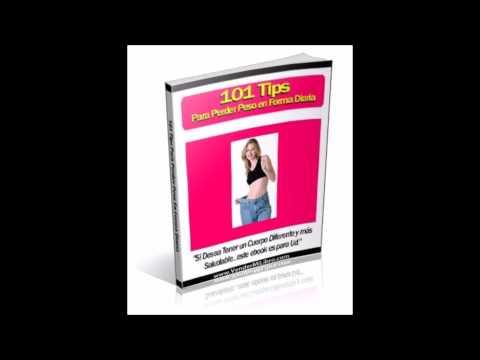 101 Tips Para Perder Peso en Forma Diaria, eBook