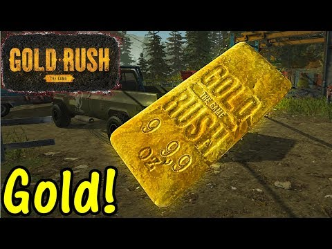 Let's Play Gold Rush The Game #72: Big Gold Bar!