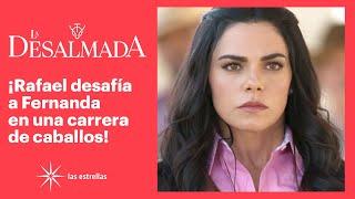 La Desalmada: ¡Rafael y Fernanda apuestan un beso! | C- 6 | Las Estrellas