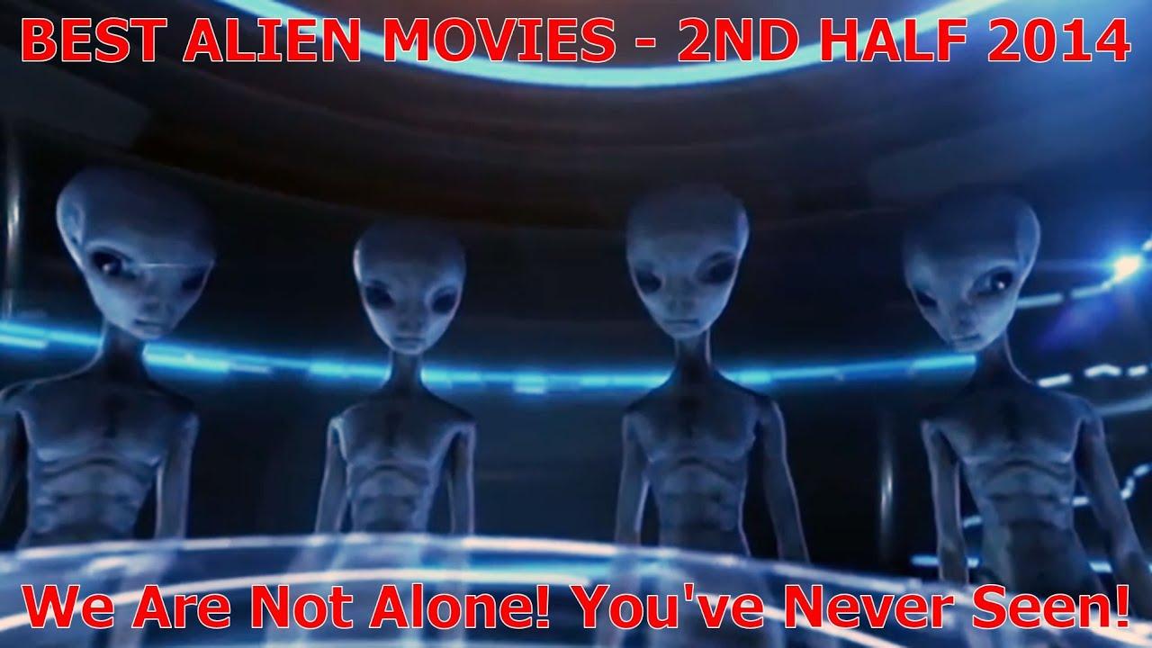 Best Alien Movies 2nd Half 2014 - YouTube