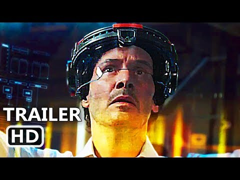 REPLICAS   2 NEW 2018 Keanu Reeves SciFi Movie HD