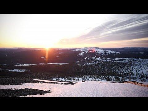 Паводки в Лапландии