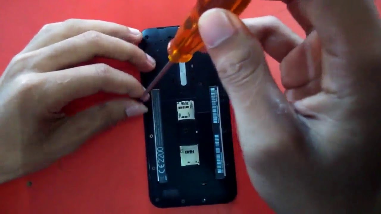 How To Replace Battery Asus Zenfone 2 Youtube