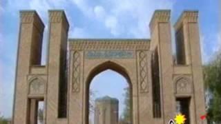 Azerbaijan. Stone monuments.