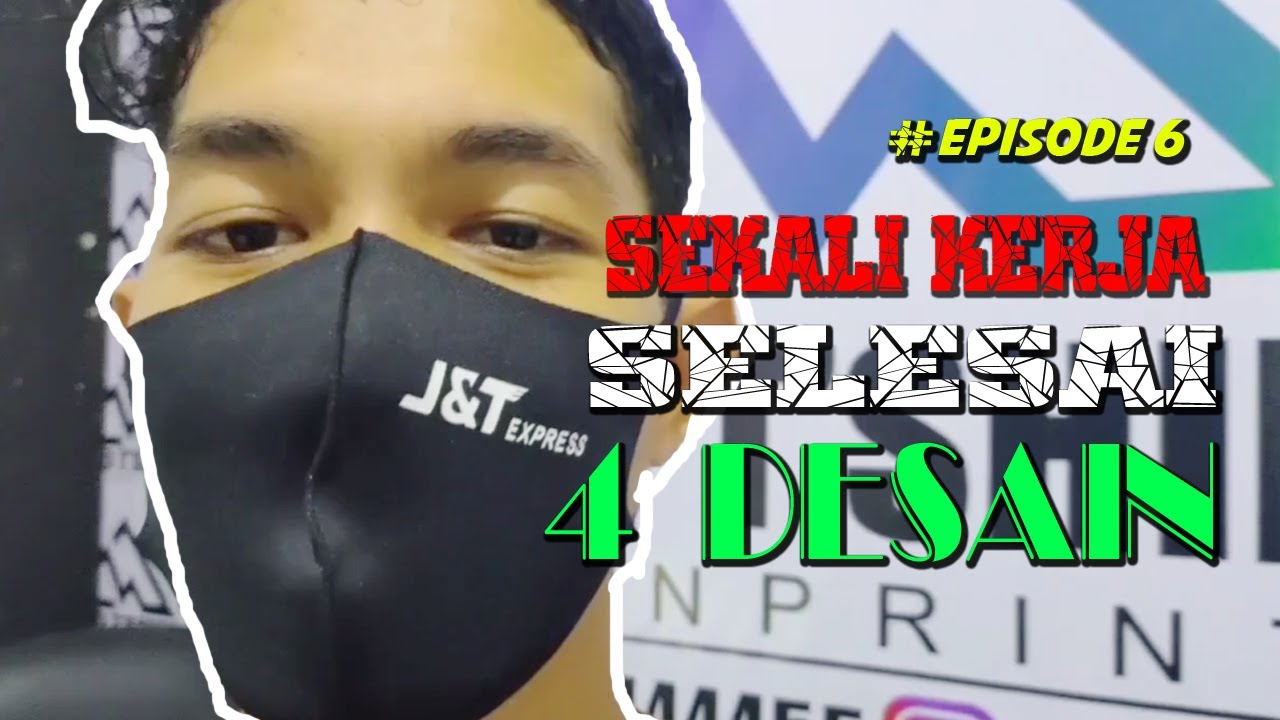 Satu Kali Kerja Selesai 4 Desain Masker Scuba Mantap - #6 ...
