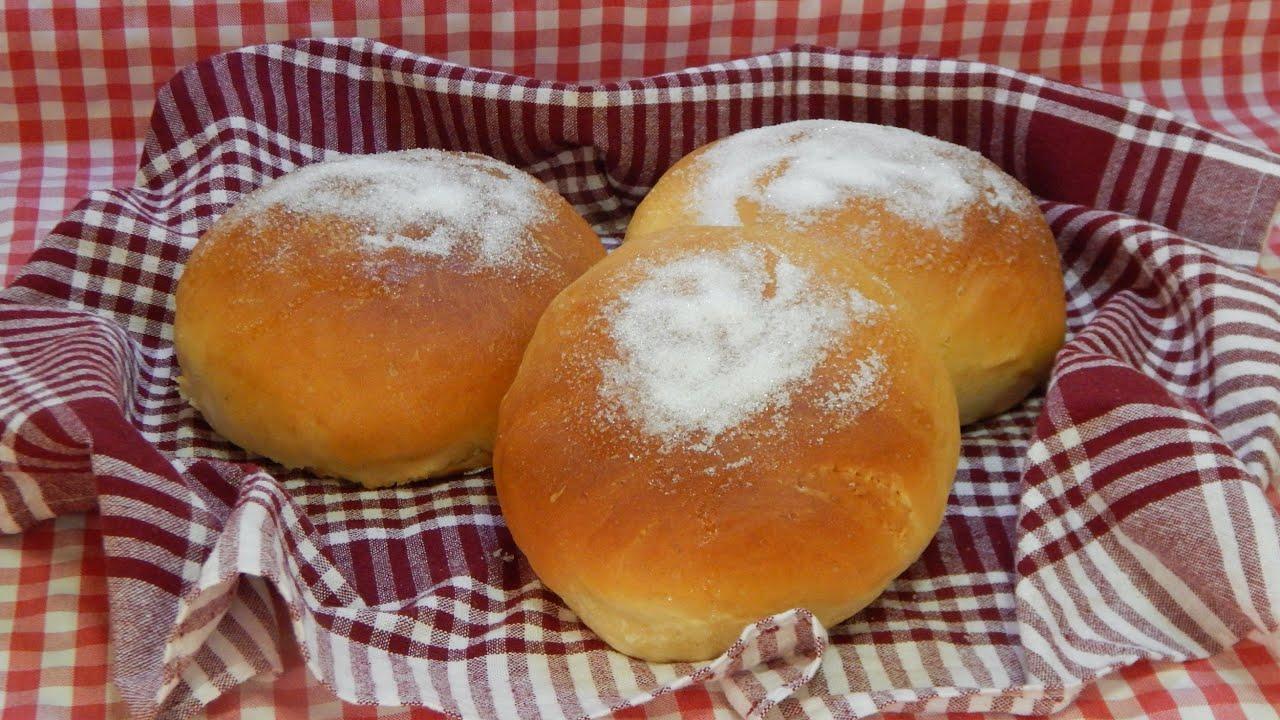 Cómo hacer pan dormido, unas tortas muy tiernas y esponjosas