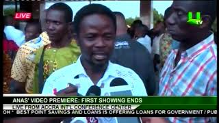 Ghanaians share opinions after watching Number 12 documentary