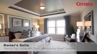 New Homes by Centex – Driftwood Floorplan