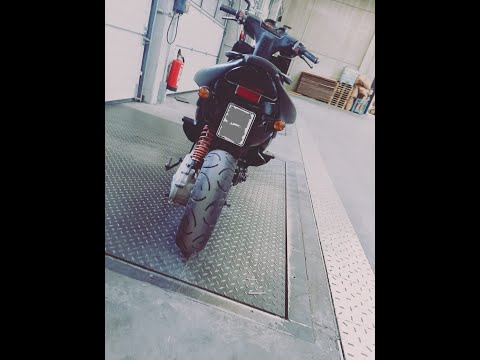 Yamaha Aerox Tuning Story Teil2