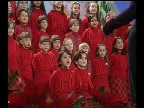 Ninna nanna di Brahms - Piccolo Coro Dell'Antoniano