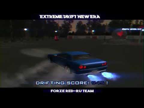 EXTREME DRIFT CRMP | DRIFT MOVIE(improved version)