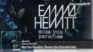 Скачать Emma Hewitt Miss You Paradise Venom One Extended Mix