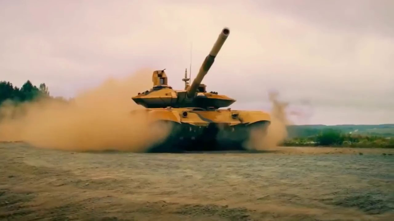 Новое оружие России до 2020 года  Что ждать в ближайшее время от Армии