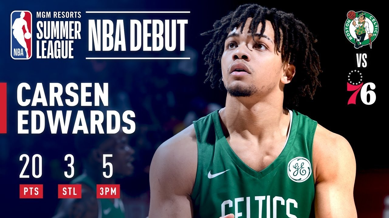 Carsen Edwards To Wear Isaiah Thomas Former Number Four Jersey