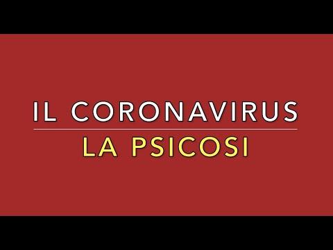 PSICOSI DA CORONAVIRUS