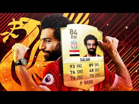OMG LIVERPOOL SALAH - FIFA 17 ULTIMATE TEAM!