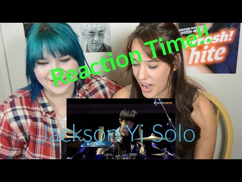Reaction Time!! // Jackson Yi Drum And Dance Solo *Is There Anything He Can't Do?*