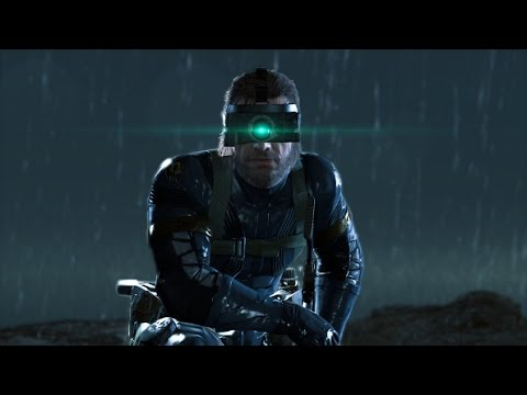 HOUSTON WE HAVE A PROBLEM | Metal Gear Solid V Ground Zeroes