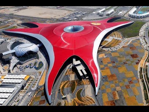 Ferrari World Abu Dhabi Walkthrough (1080p FullHD)