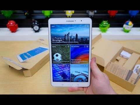 Galaxy Tab Pro 8.4 Unboxing