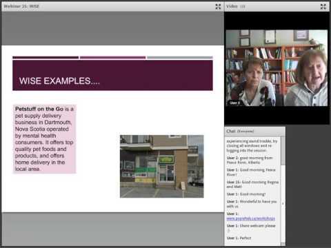 BC PSR AP: Employment Series 2.3 - Work Integration Social Enterprise (WISE)