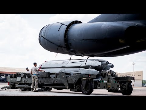 Terrifying (July 19) Nothing Can Stop US B-52 Bombers as Hunting and Destroys Russia mainland in War