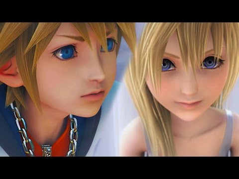 Kingdom Hearts: Chain of Memories - Pelicula completa sub Es