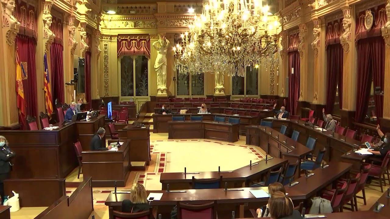 Comissió d'Assumptes Institucionals i Generals (video) 25/11/2020
