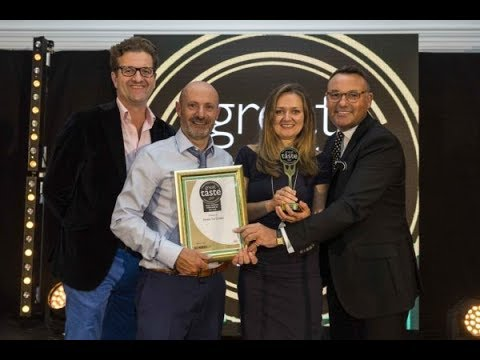 Fortes Ice Cream - Small Artisan Producer of the Year - Golden Fork Awards 2017