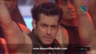 Salman Khan  performance at Filmfare Awards