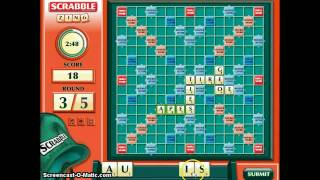 Online Scrabble King.com