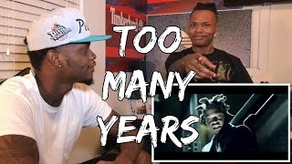 Kodak Black - Too Many Years (feat. PNB Rock) [Official Music Video] (( REACTION )) -LawTWINZ